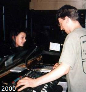 DJ Oli TD - Discjockey in Kaiserkeller