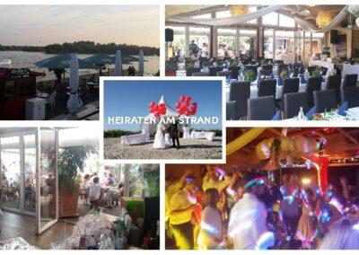 Wasserskilift Hooksiel Hochzeit